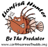Carriacou Lionfish Containment logo